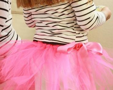 KIDS DIY// Ballerina Tutu ohne Nähen selber machen
