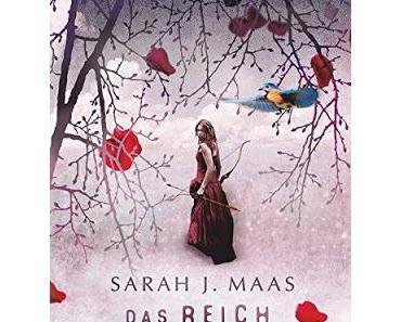 {Rezension} Sarah J. Maas - Das Reich der sieben Höfe (Dornen und Rosen #1)
