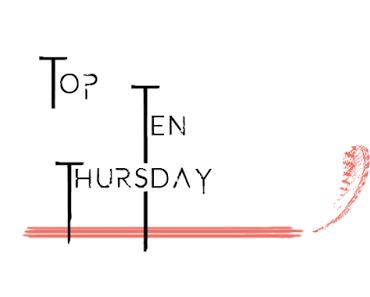 """[Top Ten Thursday] #302/75 - 10 Bücher, deren Titel mit einem """"E"""" beginnen"""