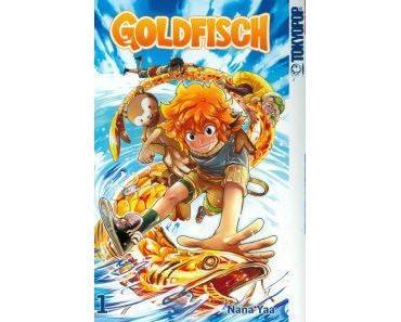 Manga Review: Goldfisch Band 1
