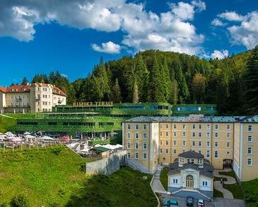 Slowenien: Großartige Wellnesshotels & Spas, die man besucht haben sollte!