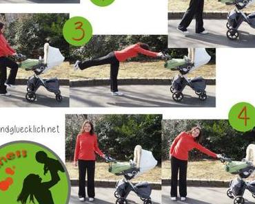 {Mamaness} Workout #40 Kinderwagen