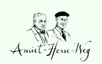 Amiet und Hesse und ihr Weg