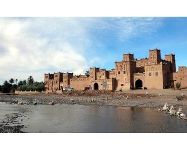 Marokko: Sandalenfilme und Städte aus Gips