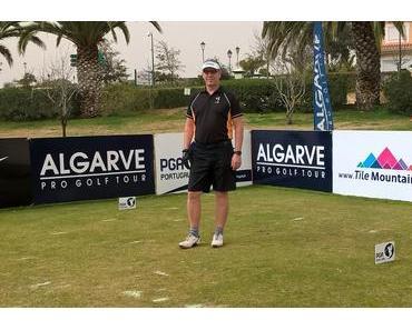 Reise & Begleitung der Algarve Pro Golf Tour