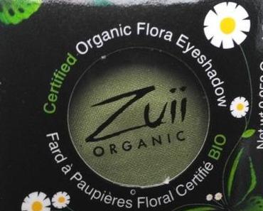 ZUII Organic Certified Organic Flora Eyeshadow Forrest + Catrice Matt 6hr Lip Artist 010 Bare Nude's Soul