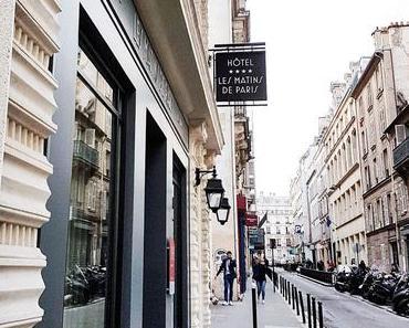 """Travel: Our Boutique Hotel in Paris """"Les Matins de Paris & Spa"""""""