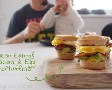 {Clean Eating} Mini Bacon and Egg Muffins