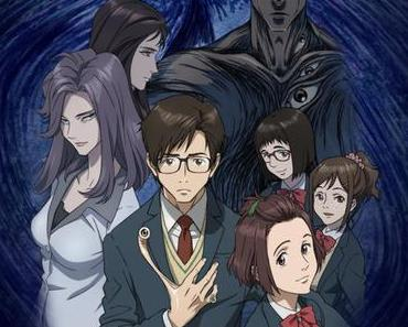 Anime Review: Parasyte -the maxim- von Mia