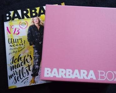 "Die "" Barbara Box """