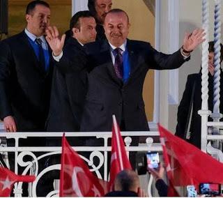 Demagoge und Volksverhetzer - Der türkische Außenminister zu Besuch in Deutschland