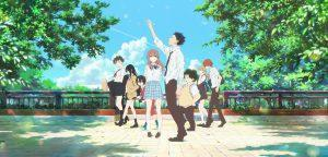 A Silent Voice Deutschlandpremiere auf dem Nippon Connection Filmfestival