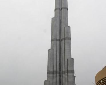 Dubai von oben: Besuch auf dem Burj Khalifa
