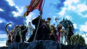 Zweite Staffel für Overlord angekündigt
