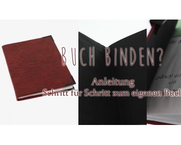 How to Buch binden