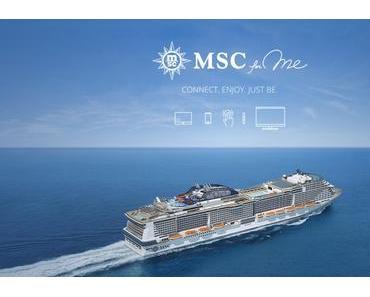 MSC Cruises führt MSC for Me ein