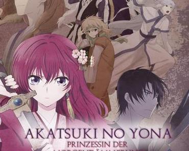 Anime Review: Akatsuki no Yona – Prinzessin der Morgendämmerung Volume 1 von Mia