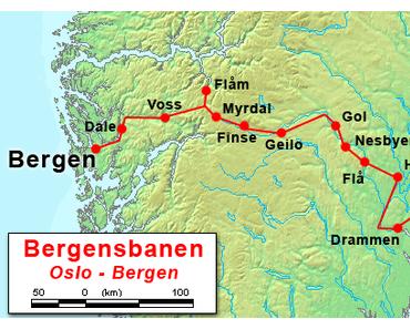 Norwegen – ich komme!