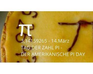 Tag der Zahl Pi – der amerikanische Pi-Day