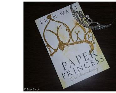 [Rezension] Paper Princess - Versuchung || Erin Watt