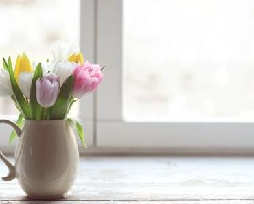 Frische Blumendeko: So wird es Frühling im Haus!