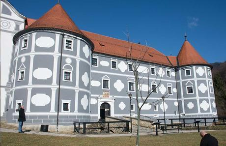 Das Kloster in Olimje und die Hirschfarm Jelenov Greben