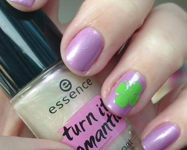 [Nails] sehr einfaches Design zum St. Patricks Day mit trend IT UP N°1 NAIL POLISH 113