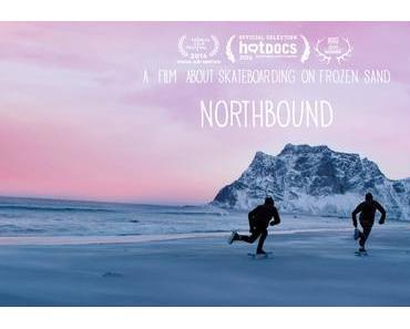 Northbound – Skateboarding On Frozen Sand