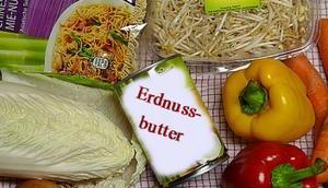 veganes… Mie-Nudeln Erdnussoße