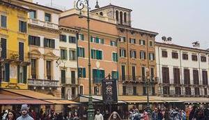 Verona: Nachtzug nach Italien