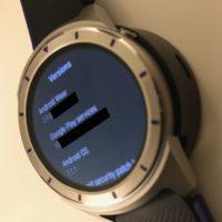 ZTE Quartz: Smartwatch zeigt sich auf neuen Fotos