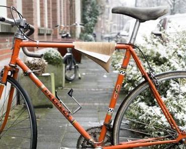 DIY Fahrradtasche selber nähen für wohnWERKen