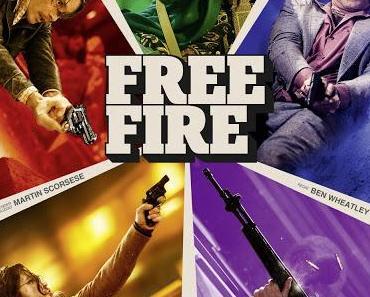 FREE FIRE - Schuss und Treffer