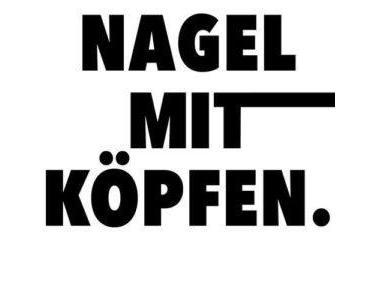 """""""Bauerfeinds Auslese"""" und """"Nagel mit Köpfen"""" – Lesungen 2.0."""