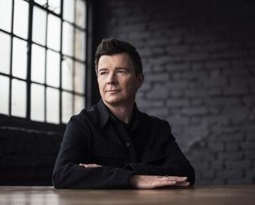 "NEWS: Rick Astley covert ""Shape Of You"" von Ed Sheeran"