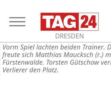 Torsten Gütschow. Matthias Maucksch. Flotter Dreier?