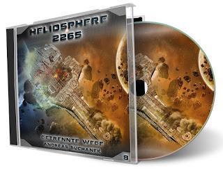Hörspielrezension: «Heliosphere 2265 - Folge 8: Getrennte Wege» (Greenlight Press/Interplanar)