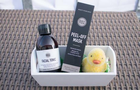 Daytox Peel-off mask – Die Aktivkohle Maske