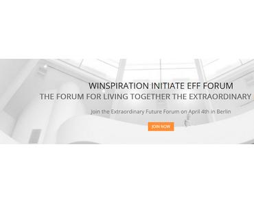 Extraordinary Future Forum Berlin 2017