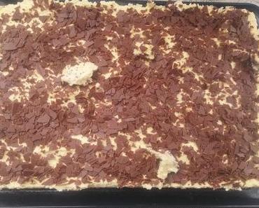 Haselnuss-Pudding-Kuchen