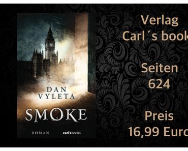 Rezension | Smoke von Dan Vyleta