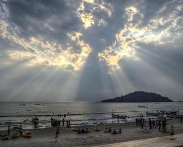 Goa Strand und Meer – alle Strände auf einen Blick