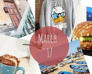 Der Monat März in Instagram Bildern