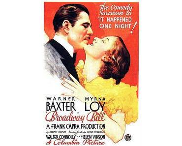 Broadway Bill, 1934