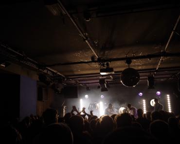 Fotos: So war es am vergangenen Donnerstag bei Leoniden im Musik & Frieden in Berlin