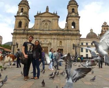 Per Anhalter durch Südamerika