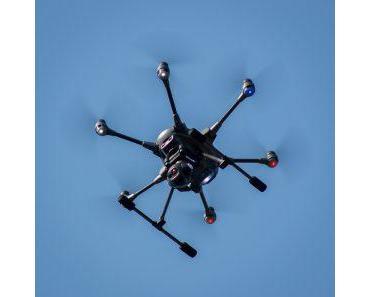 Die Yuneec Typhoon H Drohne mit Wärmebildkamera im Test (Advertorial)