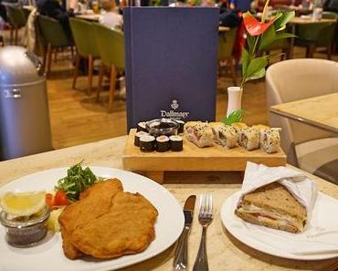 Dallmayr Bistro am Flughafen München | Biancas Tasty Tour| Nr. 20 - Feinkost, Snacks und Kaffe