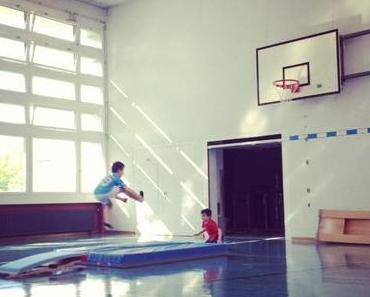 MuKi-Turnen: Freude an Spiel und Bewegung für Eltern und Kinder