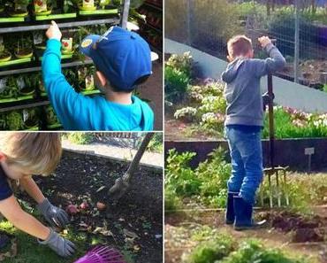 Urban Gardening: So geht es kinderleicht!